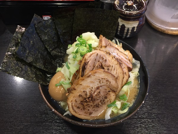 特松壱家豪麺