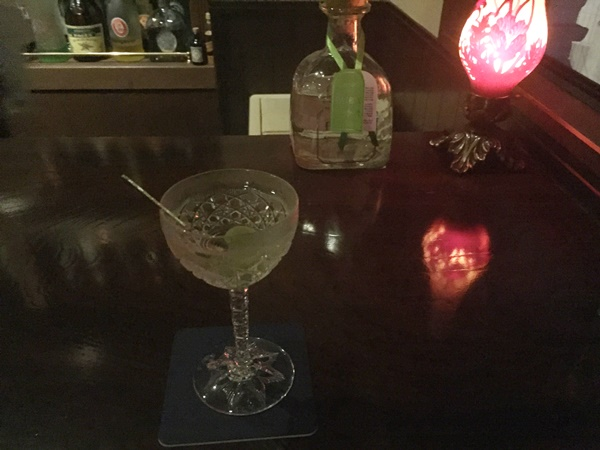 The Auld Barの酒