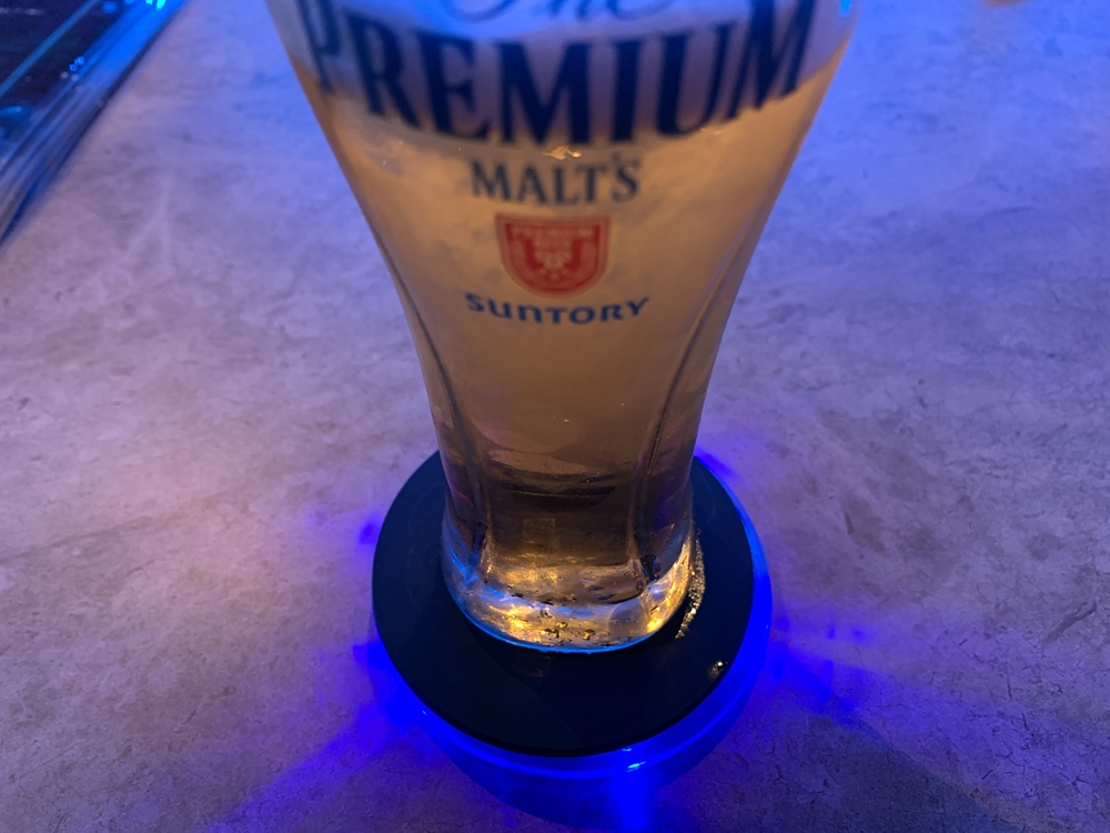 NAVY2の生ビール